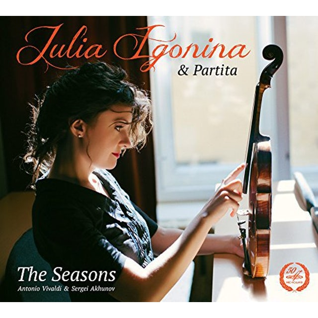 Vivaldi SEASONS CD