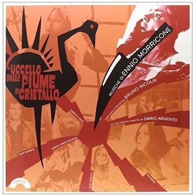 Ennio    Morricone L'UCCELLO DALLE PIUME DI CRISTALLO / Original Soundtrack Vinyl Record