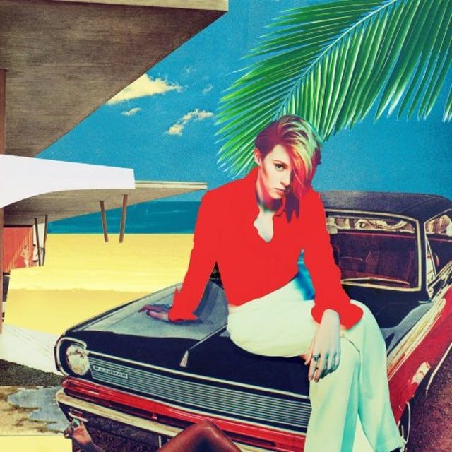 La Roux TROUBLE IN PARADISE CD