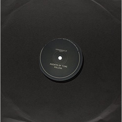 Agents Of Time POLINA Vinyl Record