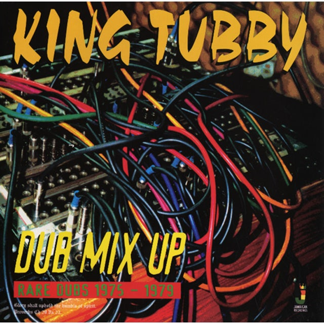 King Tubby DUB MIX UP Vinyl Record