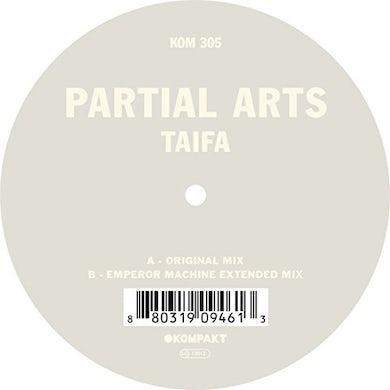 Partial Arts TAIFA Vinyl Record