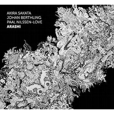 Akira Sakata / Johan Berthling ARASHI CD