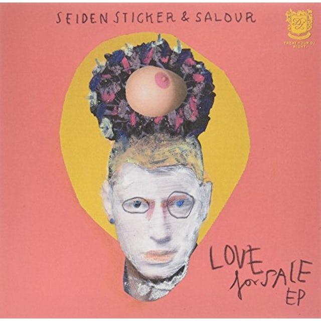 Seidensticker & Salour LOVE FOR SALE Vinyl Record