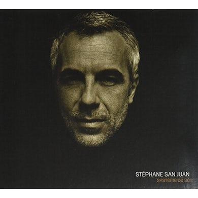 Stephane San Juan SYSTHEME DE SON CD