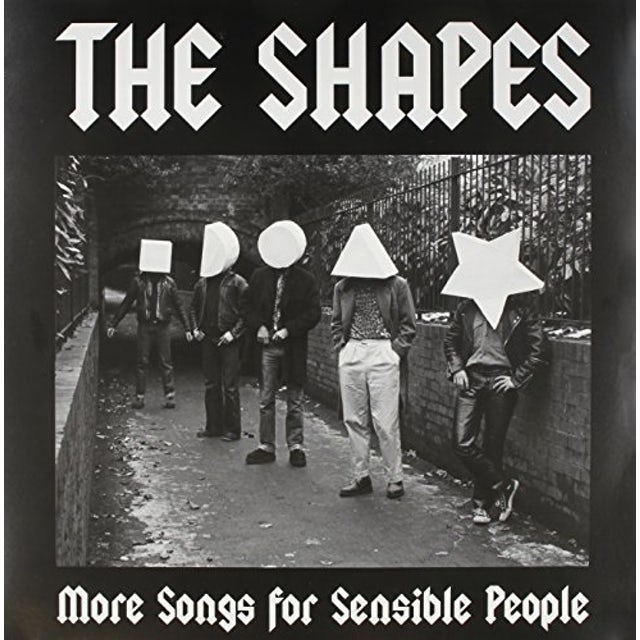 Shapes SONGS FOR SENSIBLE PEOPLE Vinyl Record