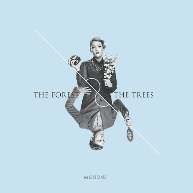 Forest & The Trees MISSIONS Vinyl Record