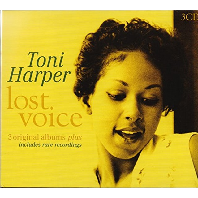 Toni Harper LOST VOICE CD
