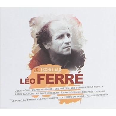 Leo Ferre ESSENTIALS CD