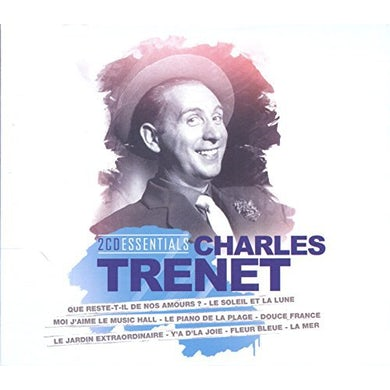 Charles Trenet ESSENTIALS CD