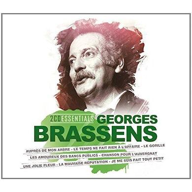 Georges Brassens ESSENTIALS CD