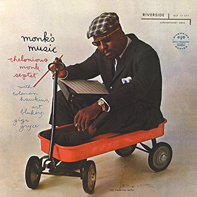Thelonious Monk MONK'S MUSIC Vinyl Record
