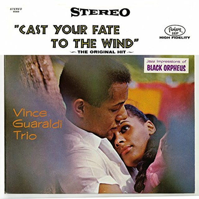 Vince Guaraldi JAZZ IMPRESSIONS OF BLACK ORPHEUS Vinyl Record
