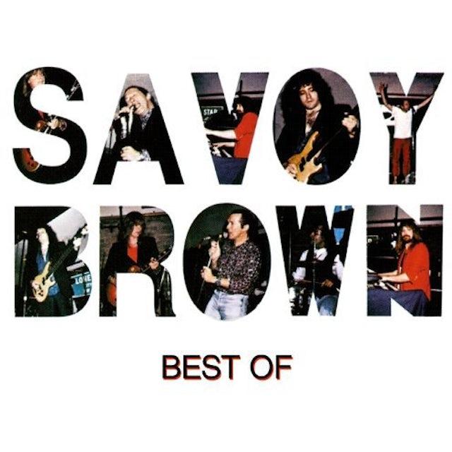 Savoy Brown BEST OF CD