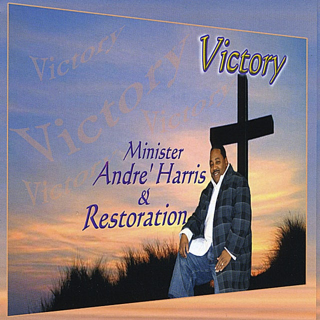 Andre Harris VICTORY CD