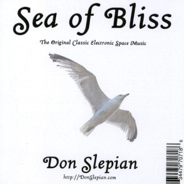 Don Slepian SEA OF BLISS CD