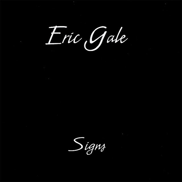 Eric Gale SIGNS CD