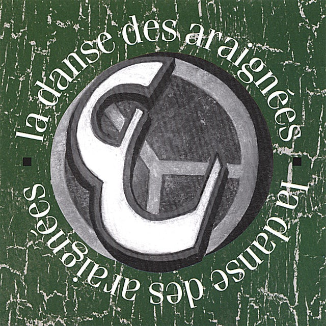 Etienne LA DANSE DES ARAIGNEES CD