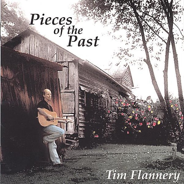 Tim Flannery PIECES OF THE PAST CD