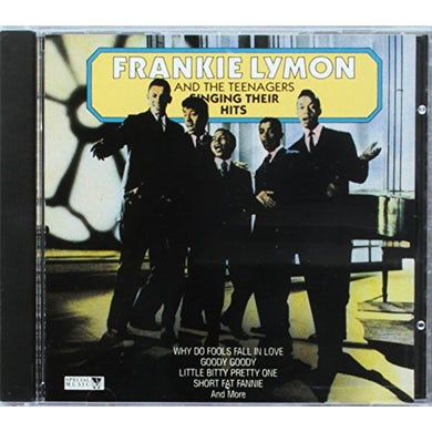 Frankie Lymon SINGING THEIR HITS CD