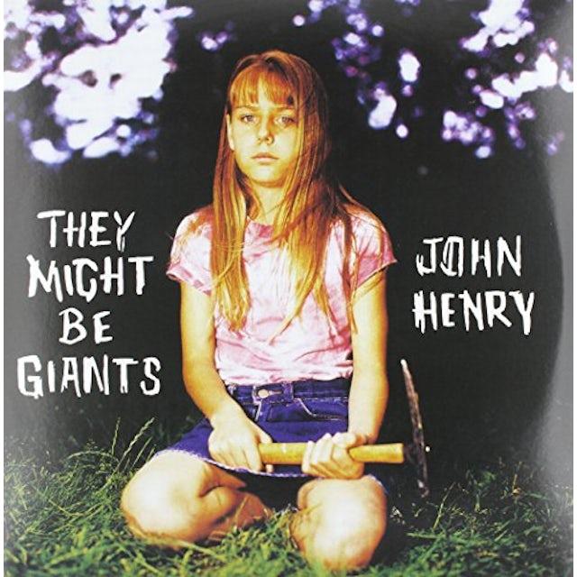They Might Be Giants JOHN HENRY Vinyl Record