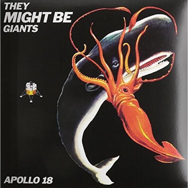 They Might Be Giants APOLLO 18 Vinyl Record