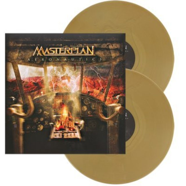 Masterplan AERONAUTICS Vinyl Record