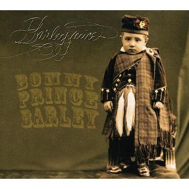 Barleyjuice BONNY PRINCE BARLEY CD