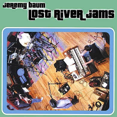 Jeremy Baum LOST RIVER JAMS CD