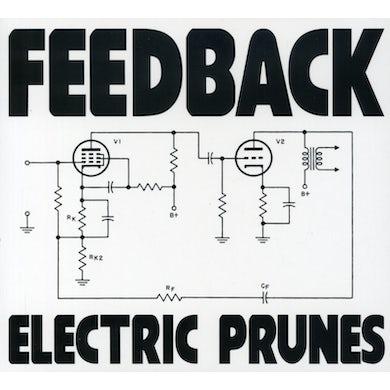 Electric Prunes FEEDBACK CD