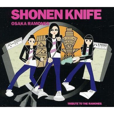 Shonen Knife OSAKA RAMONES: TRIBUTE TO RAMONES CD