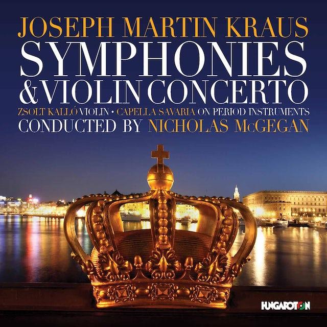 Kraus SYMS & VIOLIN CTO CD