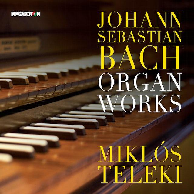 J.S. Bach ORGAN WORKS CD