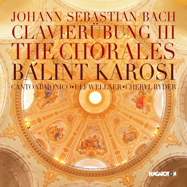 J.S. Bach CLAVIERUBUNG III-THE CHORALES CD