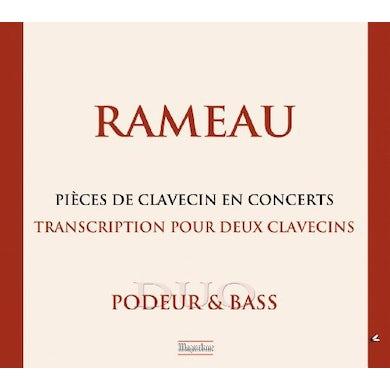 Rameau PIECES DE CLAVECIN EN CONCERTS-TRANSCRIPTION CD