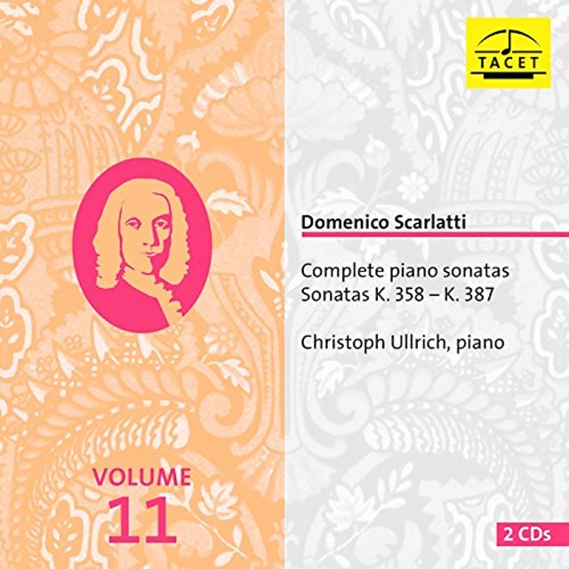 Scarlatti COMPLETE PNO SONS 11 SONS K. 358-K. 387 CD