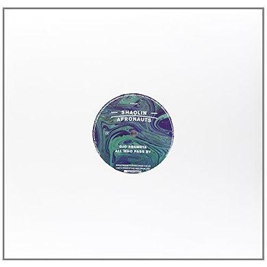 The Shaolin Afronauts OJO ABAMETA Vinyl Record