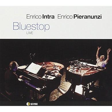 Enrico Intra BLUESTOP-LIVE CD