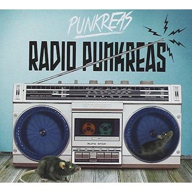 RADIO PUNKREAS CD