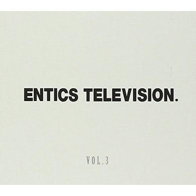 Entics TELEVISION CD