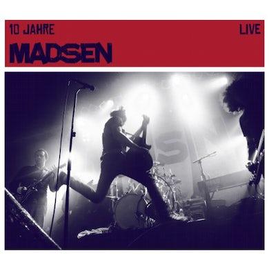 10 JAHRE MADSEN LIVE CD