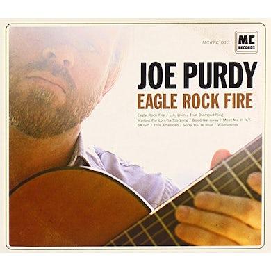Joe Purdy EAGLE ROCK FIRE CD