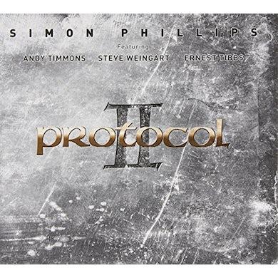 Simon Phillips PROTOCOL II CD