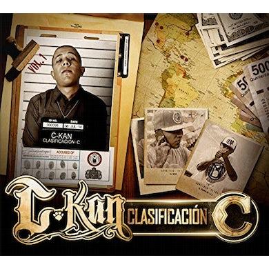 C-Kan CLASIFICACION C 1 CD