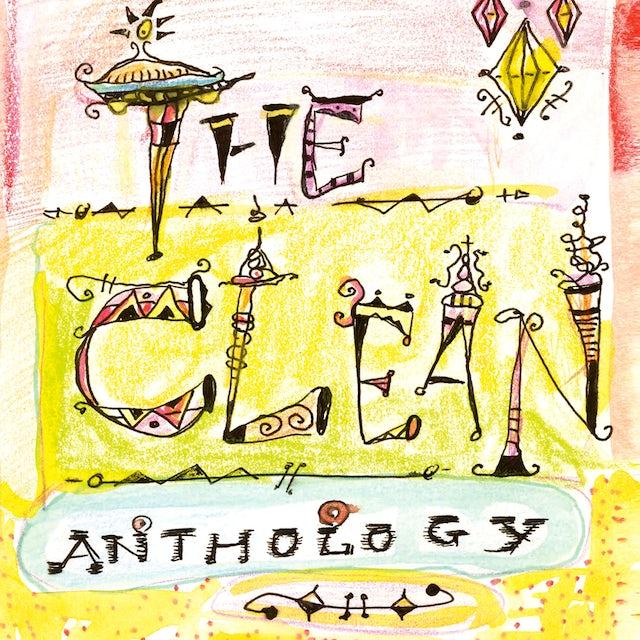 Clean ANTHOLOGY Vinyl Record