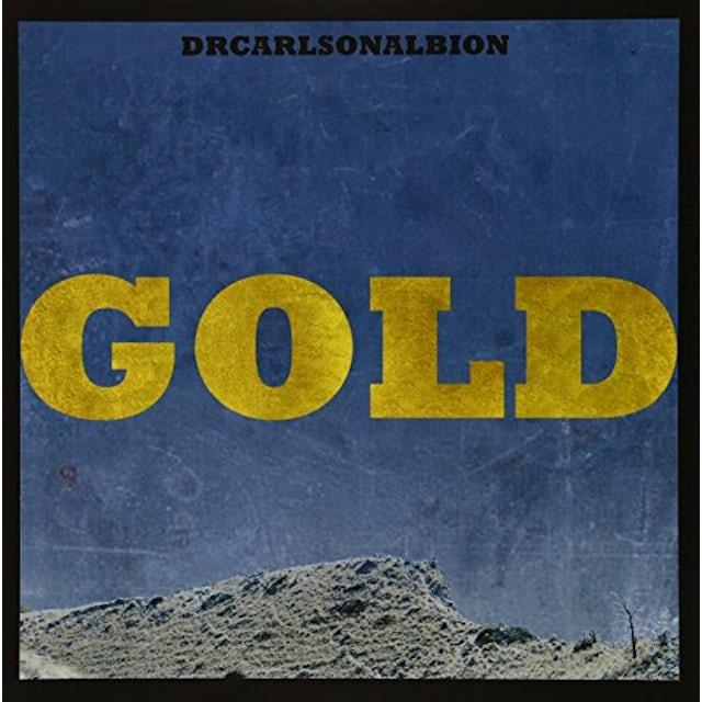 Drcarlsonalbion GOLD Vinyl Record