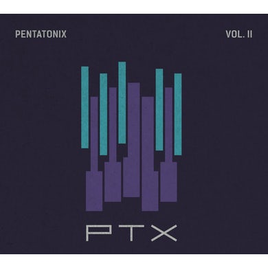 Pentatonix PTX 2 CD
