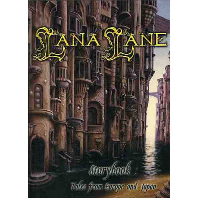 Lana Lane STORYBOOK: TALES FROM EUROPE AND JAPAN CD