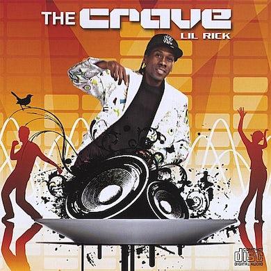 Lil Rick CRAVE CD