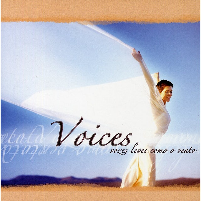 VOICES:- LIGHT AS THE WIND CD